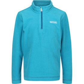 Regatta Hot Shot II Fleece Pullover Kinder freshwater blue